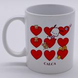 Blank White Mugs A Grade 11OZ Sublimation Coated Mugs For Heat Press With Box