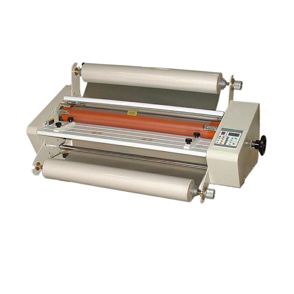 "Ving 26"" Small Double Sides Home Business Card Hot Laminating Machine"