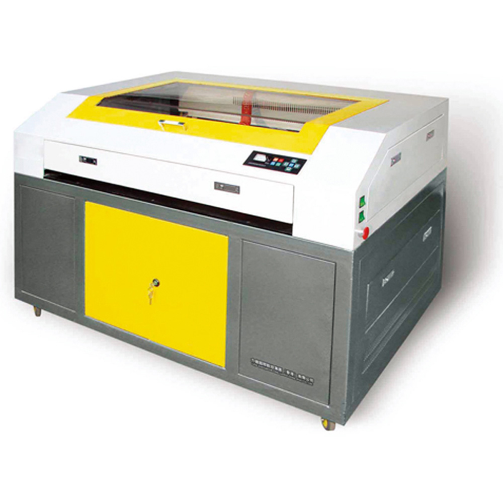"47"" x 35"" 1290 Laser Engraver and Cutter Machine, with Electric Lifting Table and 80W Laser"