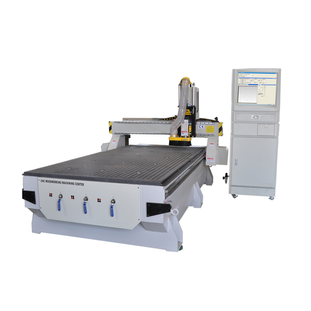 """79"""" x 118"""" (2000mm x 3000mm) Woodworking CNC Router with 6KW Spindle"""