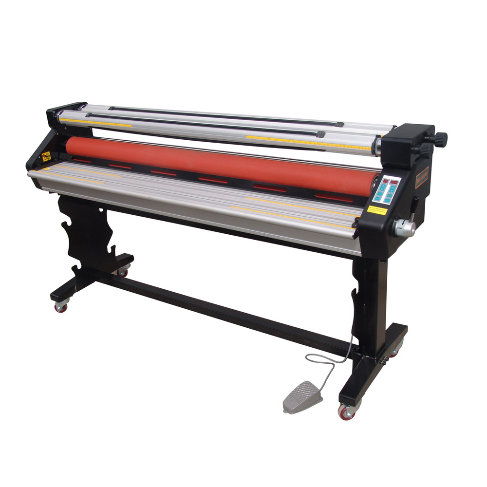 """63"""" Low Temp Wide Format Cold Laminator"""