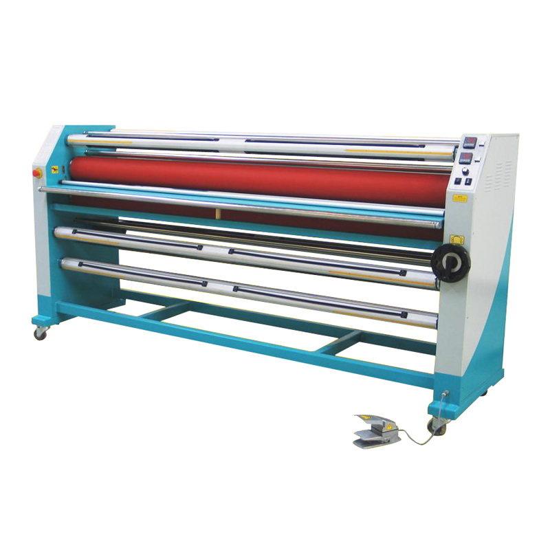 """Ving 90"""" Full-auto Double Sides Large Format Hot Laminator"""