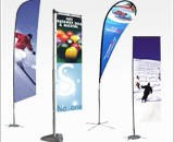 Flag Banner Stand