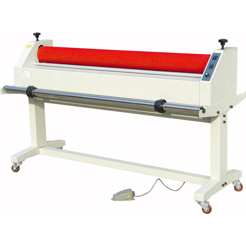 """Ving 80"""" Simple Electric Large Format Cold Laminating Machine"""