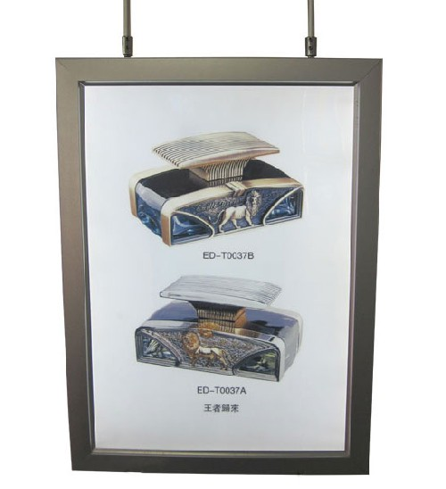 """A2 (23.4"""" x 16.5"""") Double Sides LED Super Slim Light Box (Without Printing)"""
