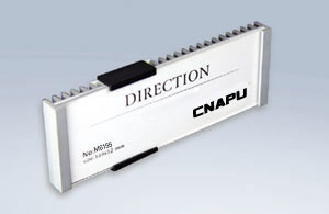 Office Sign Indicator(149mm x 52.5 mm)