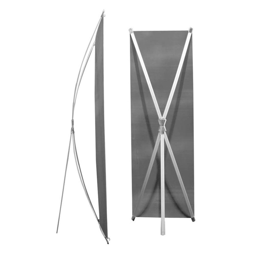 """Deluxe X  Banner Stand (24""""x71"""")"""