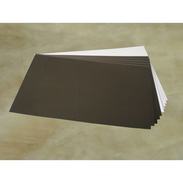 460 Mounting Sheets White