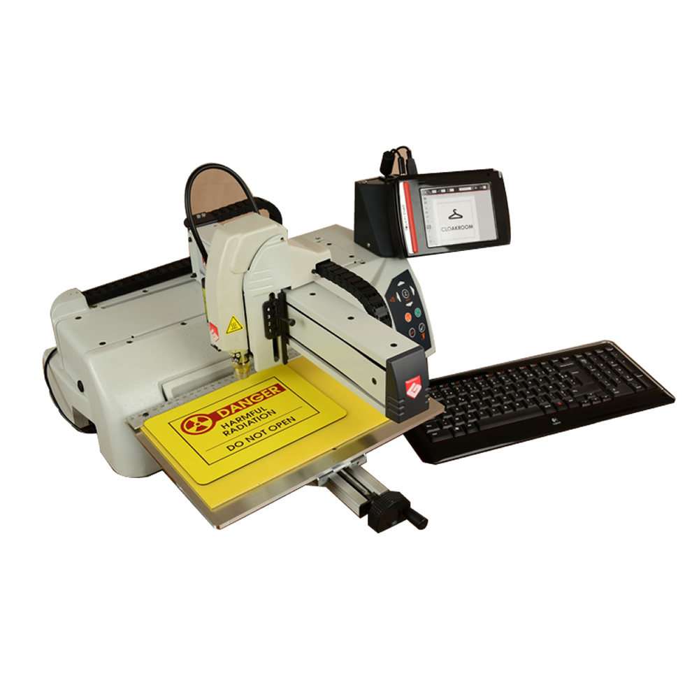 Smart Small CNC Engraving Machine, no computer is required