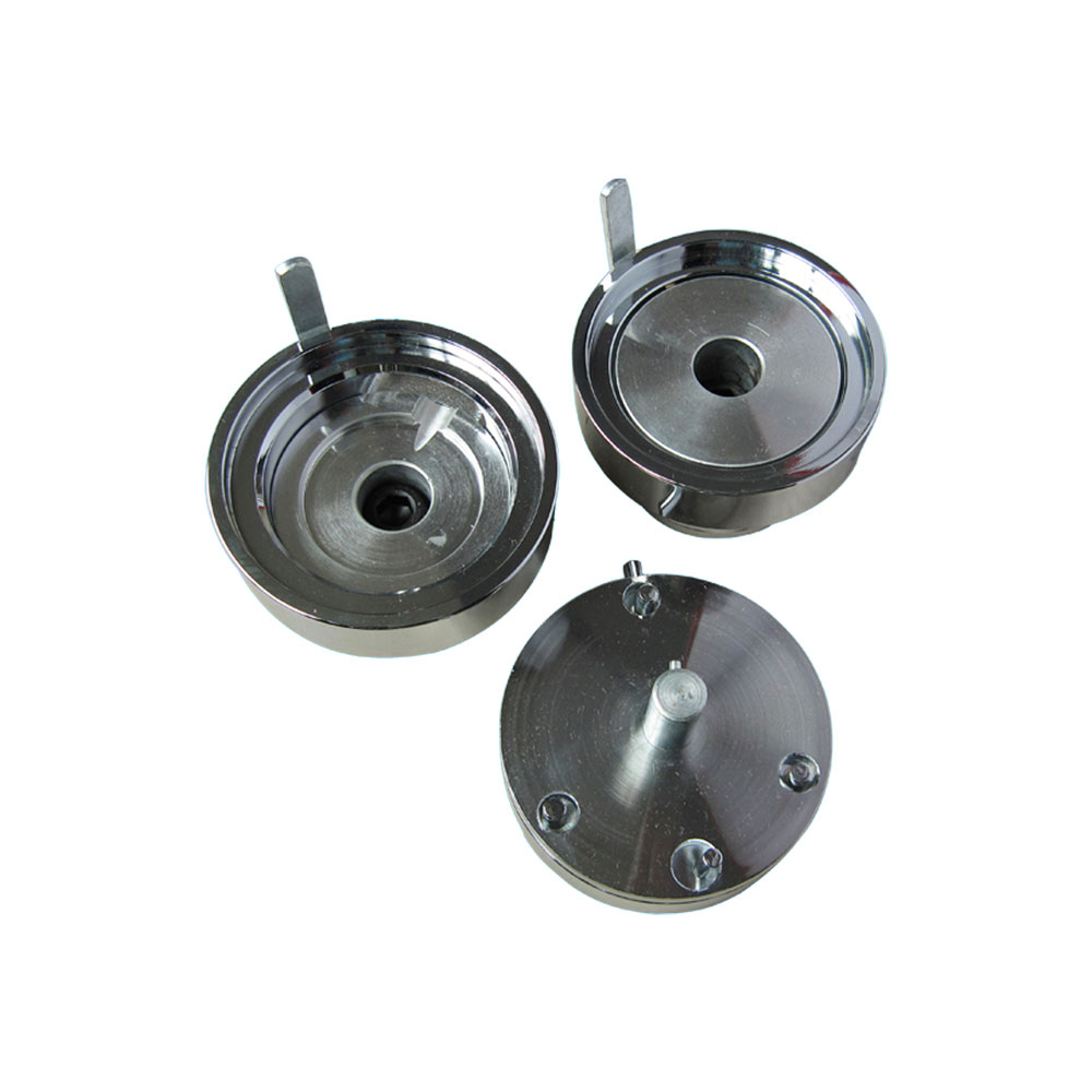 """1"""" (25mm) New Split Type Round Interchangeable Die Mould for DIY Badges Making"""