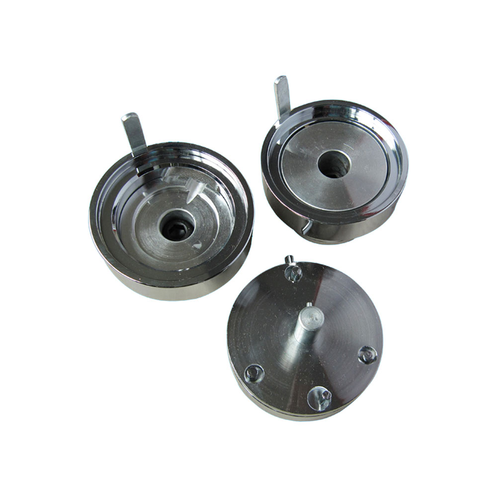 """1-1/4"""" (32mm) New Split Type Round Interchangeable Die Mould for DIY Badges Making"""