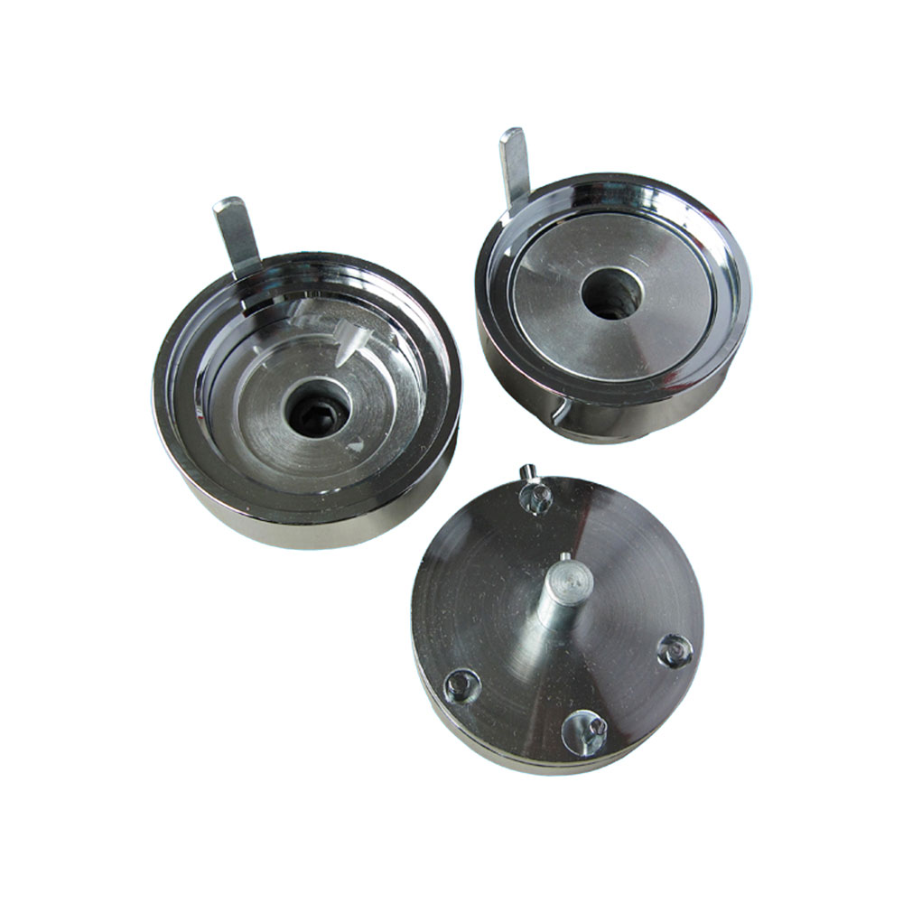 """1-1/2"""" (37mm) New Split Type Round Interchangeable Die Mould for DIY Badges Making"""