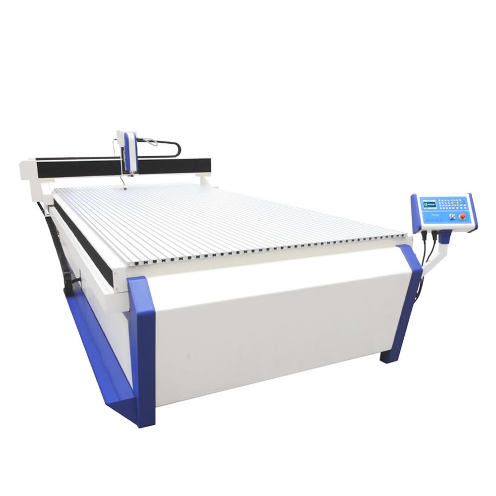 """79"""" x 157"""" 2040 High Precision AD CNC Router, with 2.2KW Chinese Spindle and Alu Slot System"""