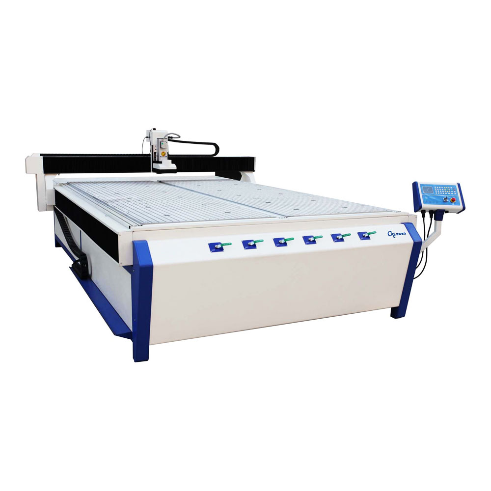 """79"""" x 118"""" 2030 High Precision CNC Router, with 3.7KW Spindle and Vacuum System"""