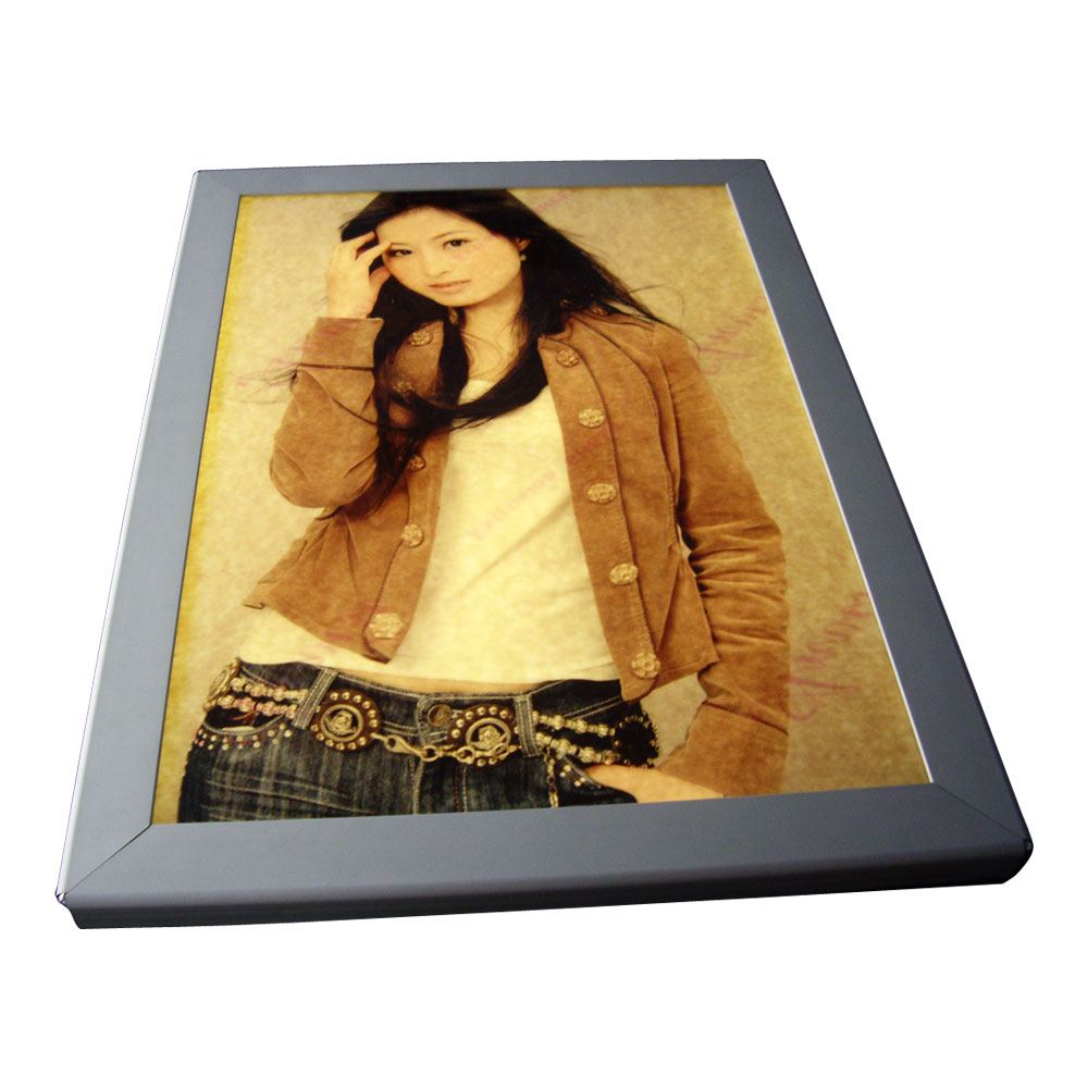 "A2 (23.4"" x 16.5"") Round Corner LED Slim Light Box (Without Printing)"