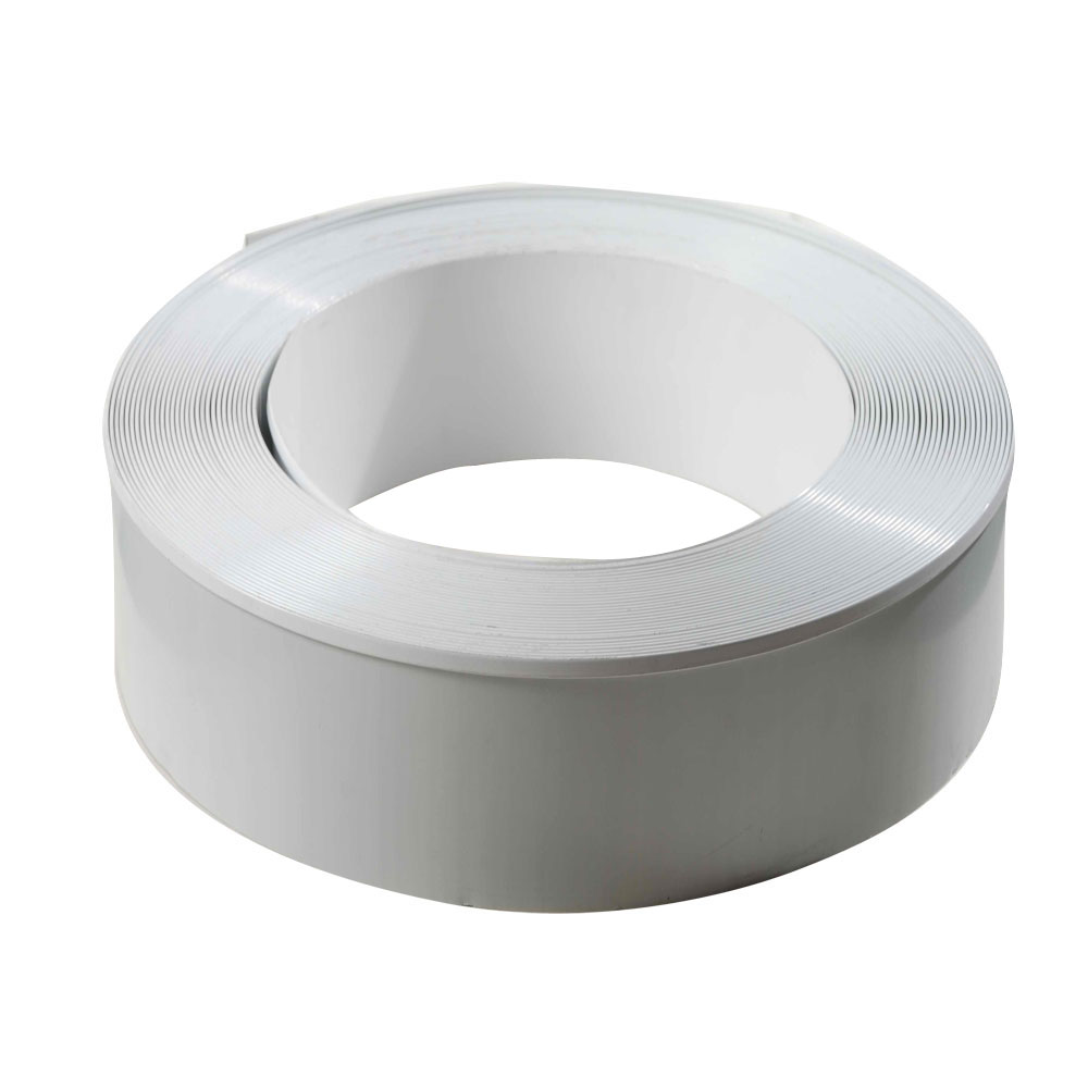 """60mm (2.4"""") x 50m (164ft) Roll Aluminum Return Coil (With Folded Edge, 2 Rolls / ctn) for Channel Letter Sign Fabrication Making"""