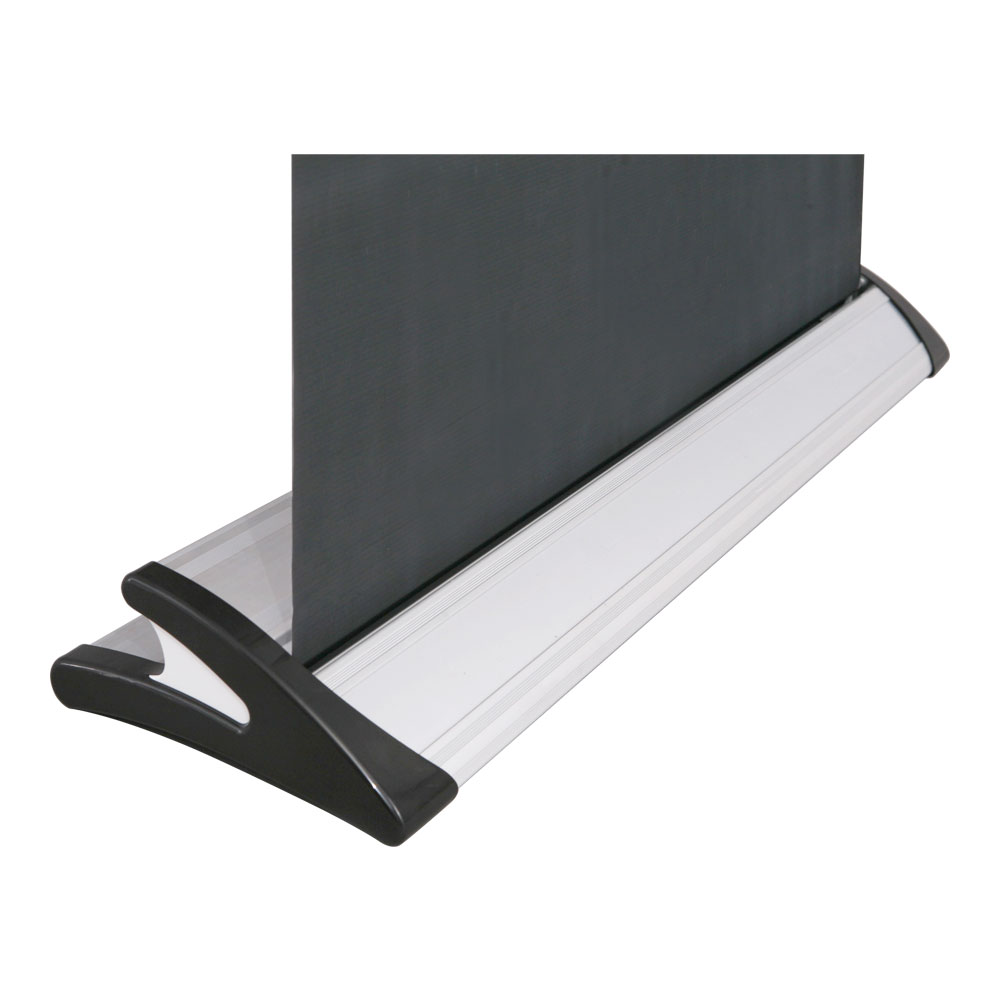 """33"""" W x 79"""" H V-Shaped Base Roll Up Banner Stand (Stand Only)"""