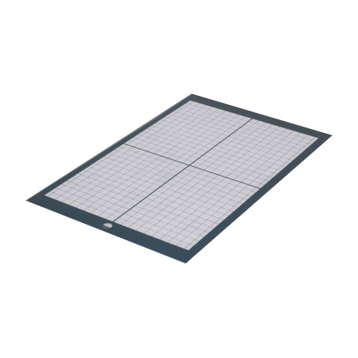 A4 Non Slip Vinyl Cutter Plotter Cutting Mat with Craft Sticky Printed Grid