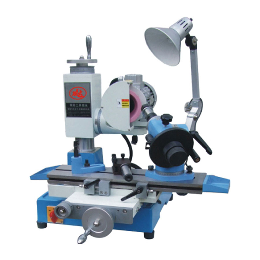 Gun Drill (Deep Hole Drilling) Tool Grinding Machine