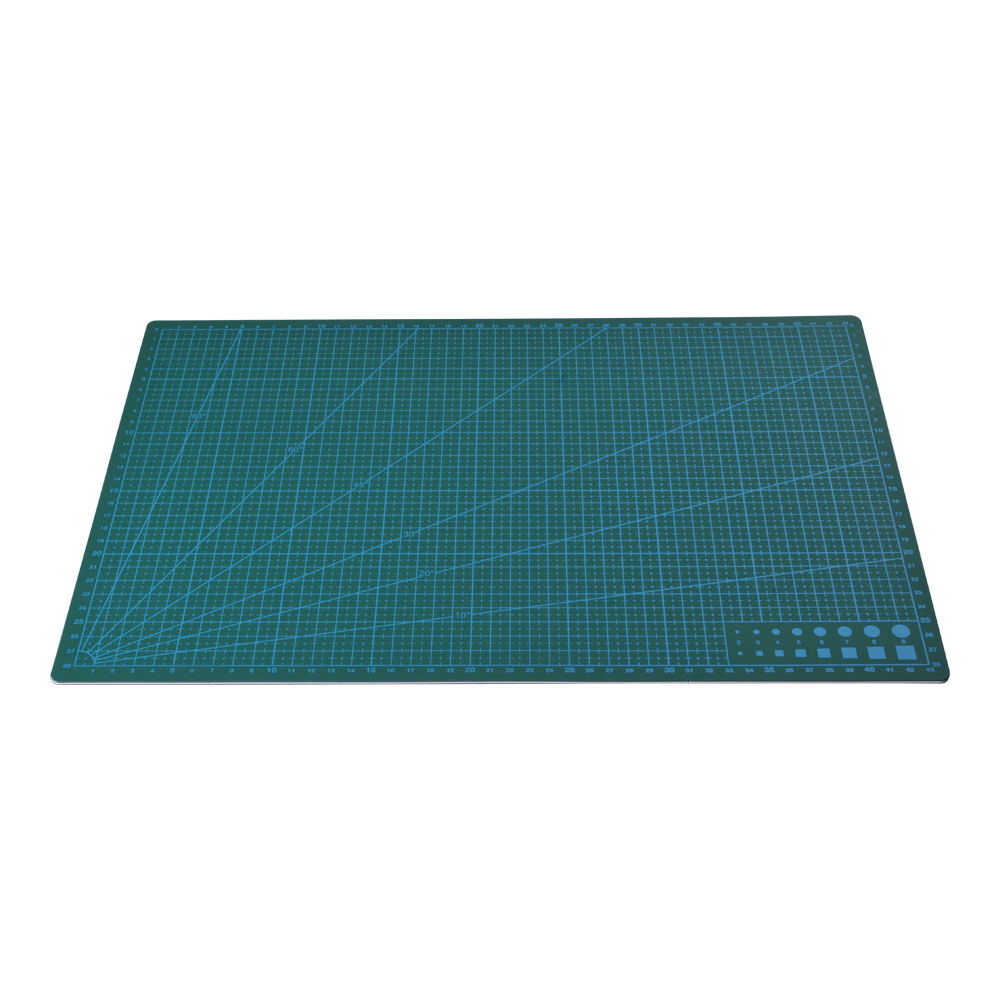 A3  Non Slip Printed Grid Lines Self Healing  Cutting Mat (C Level 3 Ply)