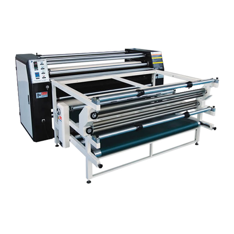 Large Format Inflatable Multi-functional Heat Transfer Press Machine 1700