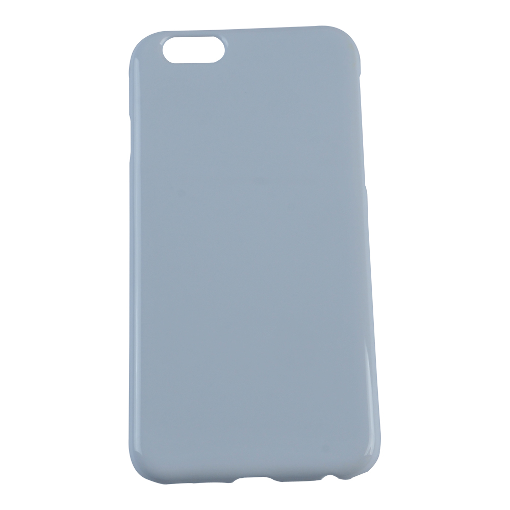 3D Sublimation White IPhone 6 Blank Cell Phone Case Cover for Heat Transfer Printing
