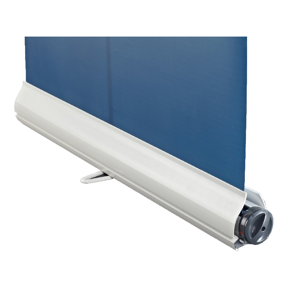 """33"""" W x 83"""" H High Quality Colorful Base Adjustable Roll Up Banner Stand (Stand Only)"""
