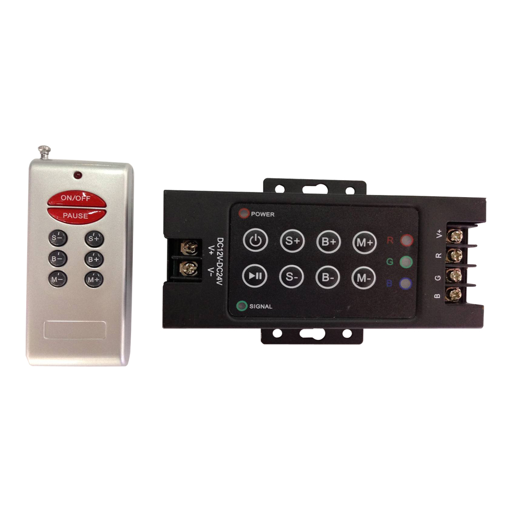 8 Key - RF 24A Colorful Controller
