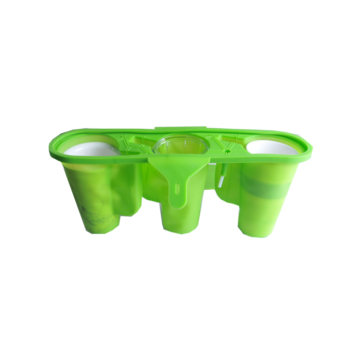 3D Sublimation 3 in 1 Silicone Mug Wrap for 12 and 17 OZ Cone Mugs, Silicone Mold Mug Clamps