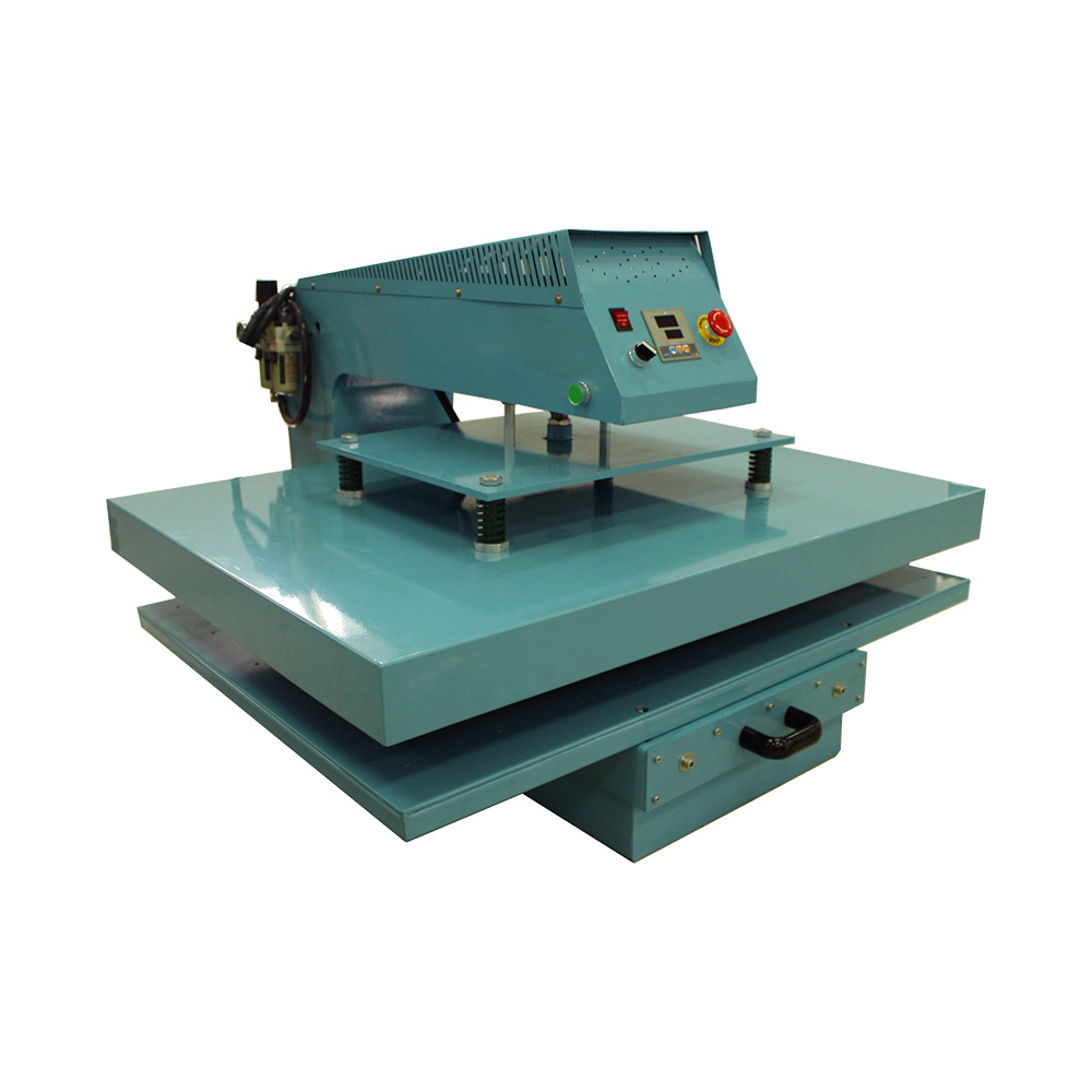 "New Style 16"" x 20"" Single Working Table Pneumatic Sublimation Heat Press Machine with Draw Motion"