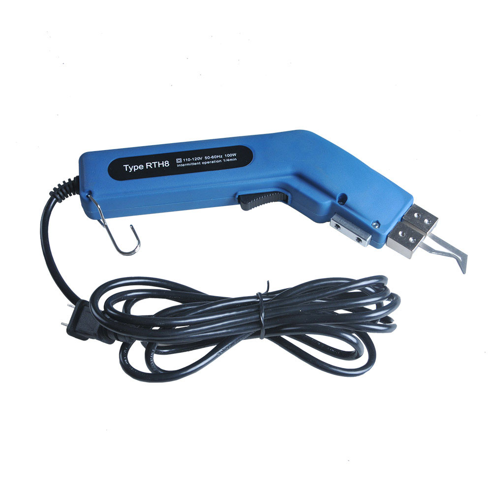 100W Heavy Duty Electric Hand Held Hot Heat Knife Cutter Tool For PVC Rope Nylon Rope Cutting