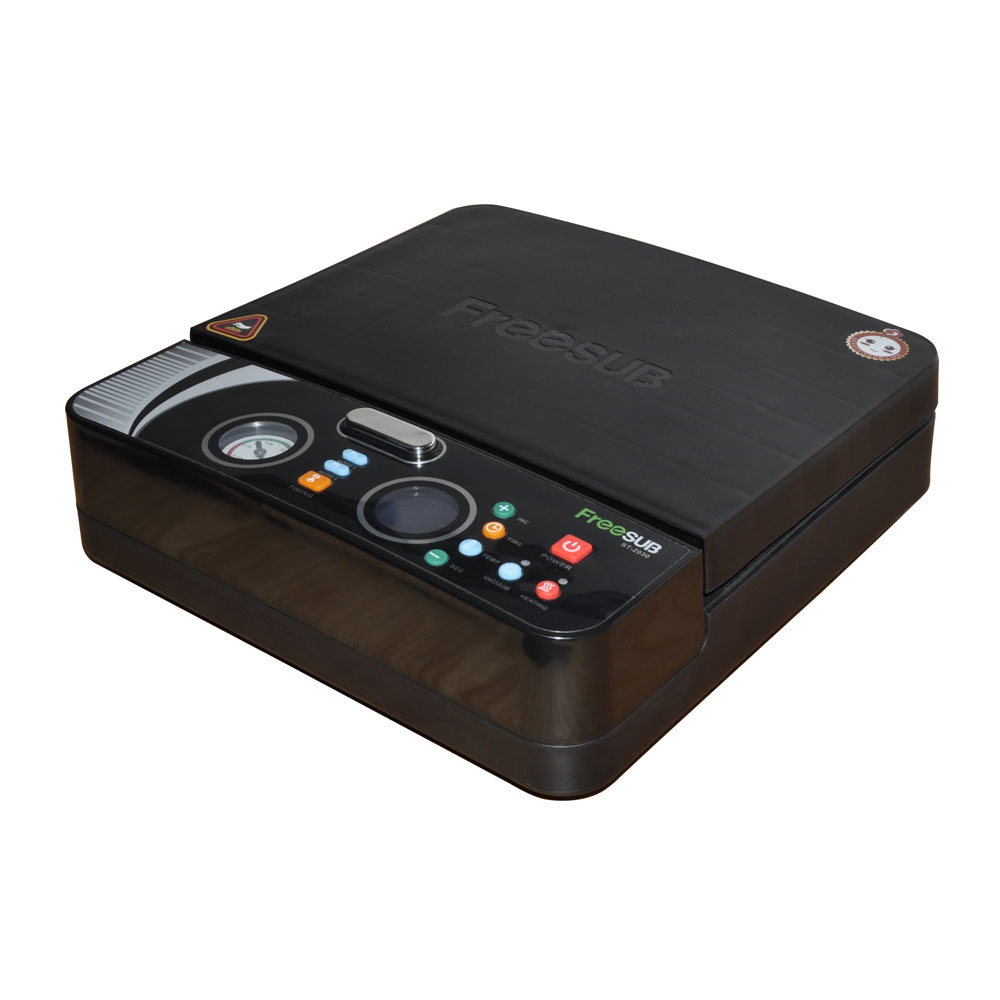 Smallest Lightest 3D Sublimation Vacuum Heat Press Machine Specially for Phone Cases Printing