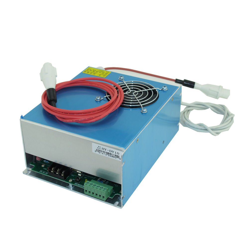 Reci DY10 Power Supply for W2 / S2 CO2 Sealed Laser Tube, 110V, OEM