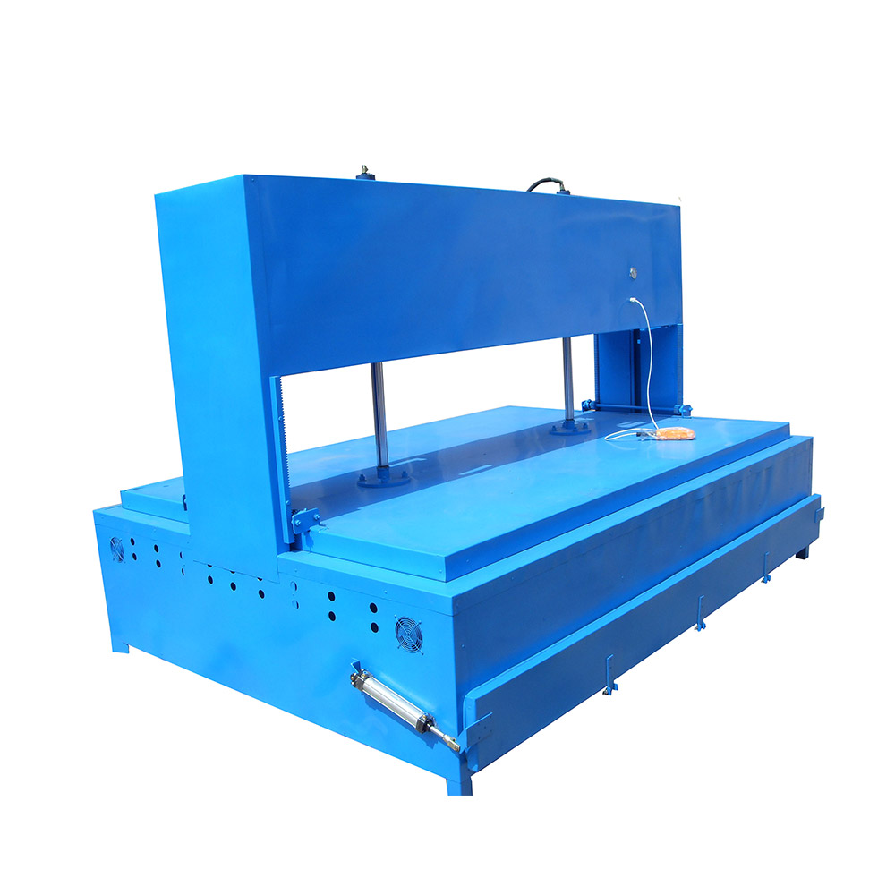 Ving 2400mm x 1200mm Semi-Auto Acrylic Vacuum Forming Machine with Blow Press Suck Functions