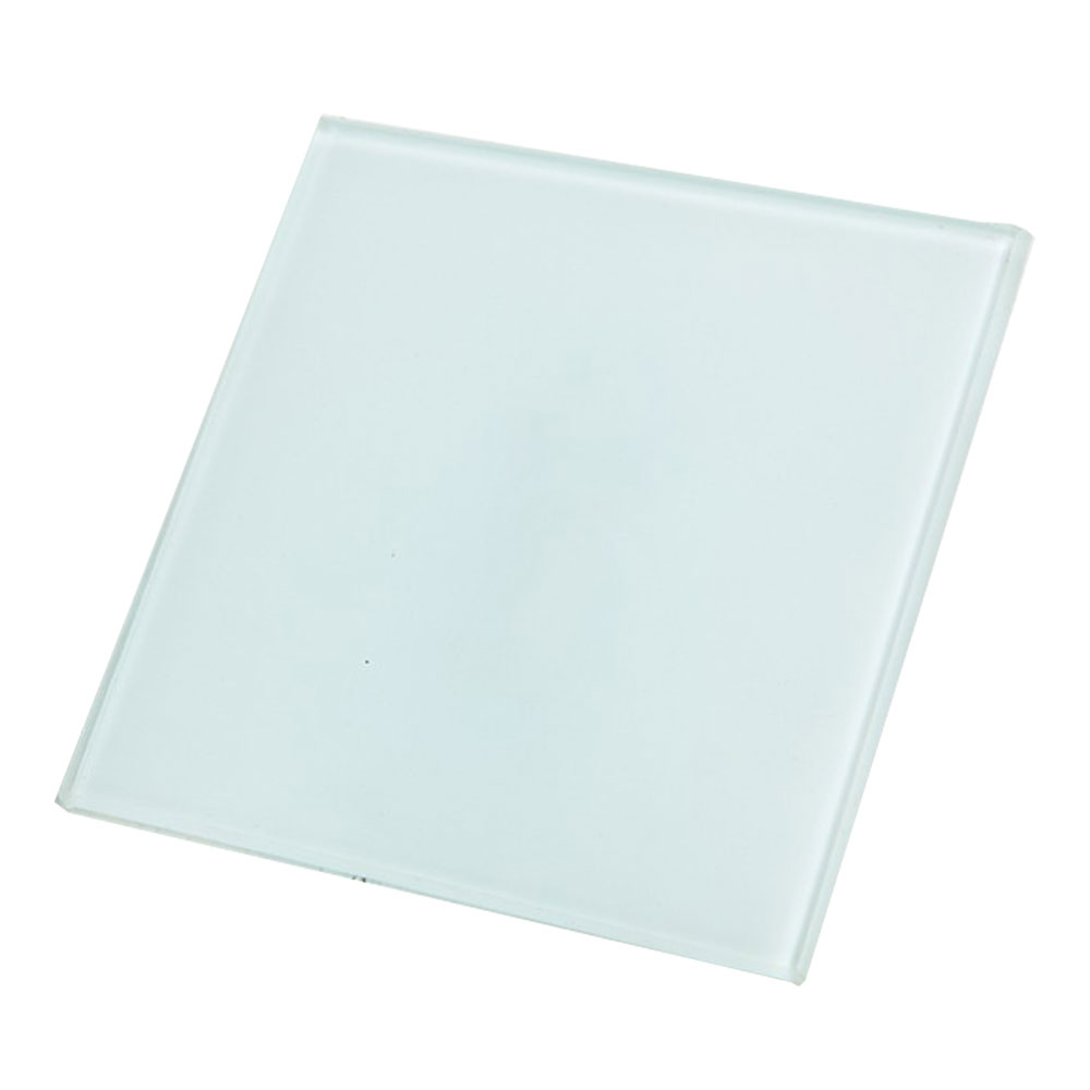 """3.9"""" x 3.9"""" Square Sublimation Blank Glass Coaster"""