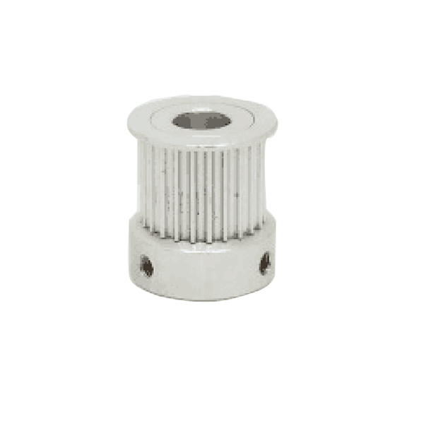 15mm Belt Width Timing Synchronous Pulley for CO2 Laser Cutter, Dia. 8mm, 24 Teeth