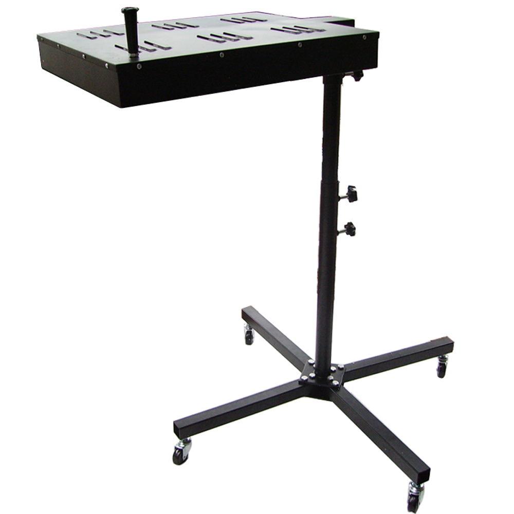 """16"""" x 16"""" Flash Dryer Screen Printing Equipment Adjustable Stand T-Shirt Curing"""