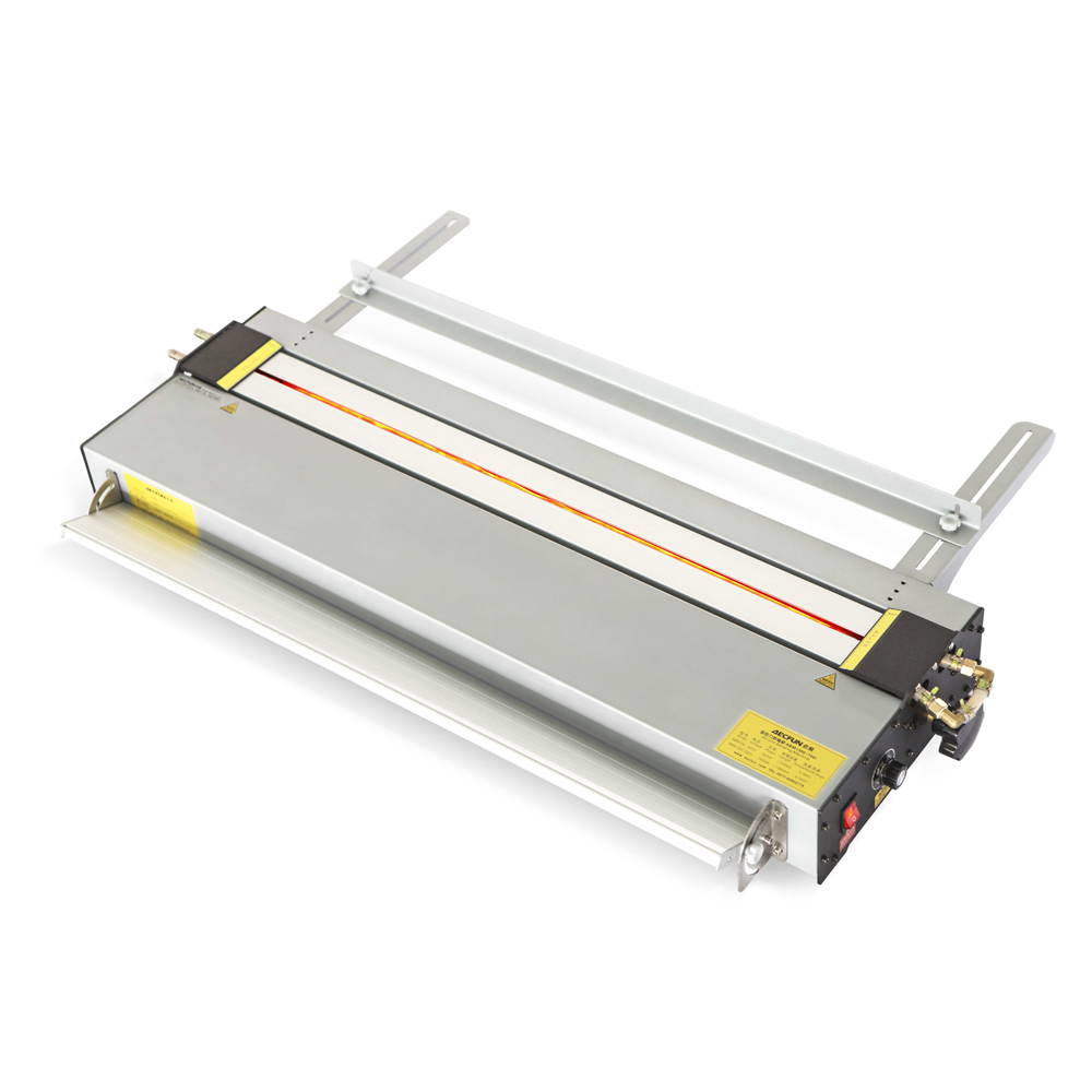 "US Stock, CALCA 52""(1300mm) Upgraded Acrylic Lightbox Plastic PVC Bending Machine Heater, 110V"