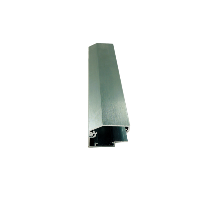 20sets/Pack 4cm Wide, 26mm Thick, Single Side Ultra-Thin Lamp Box Profiles, Advertising Light Box Profiles