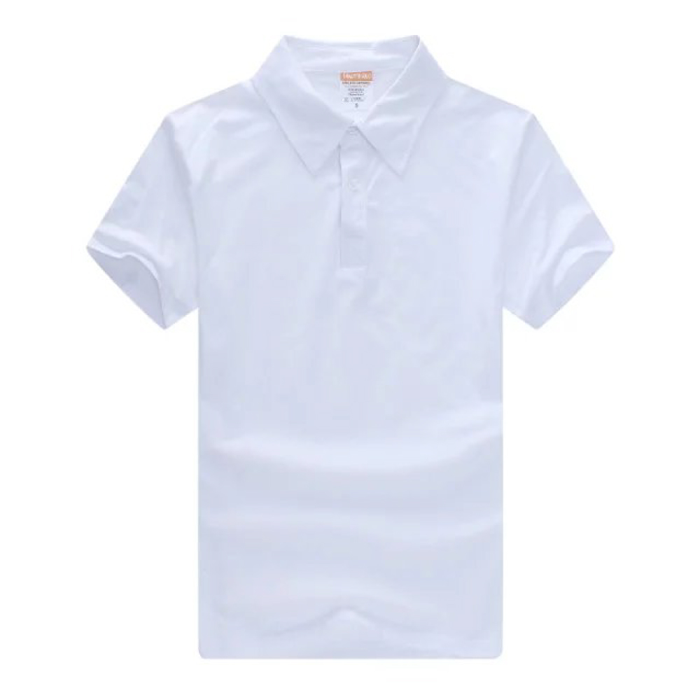 Screen Printing Blank Polo Shirts Colorful Short Sleeve Combed Cotton Polo Shirt for Men,10pcs/pack