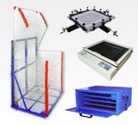 Screen Printing Auxiliary Equipment
