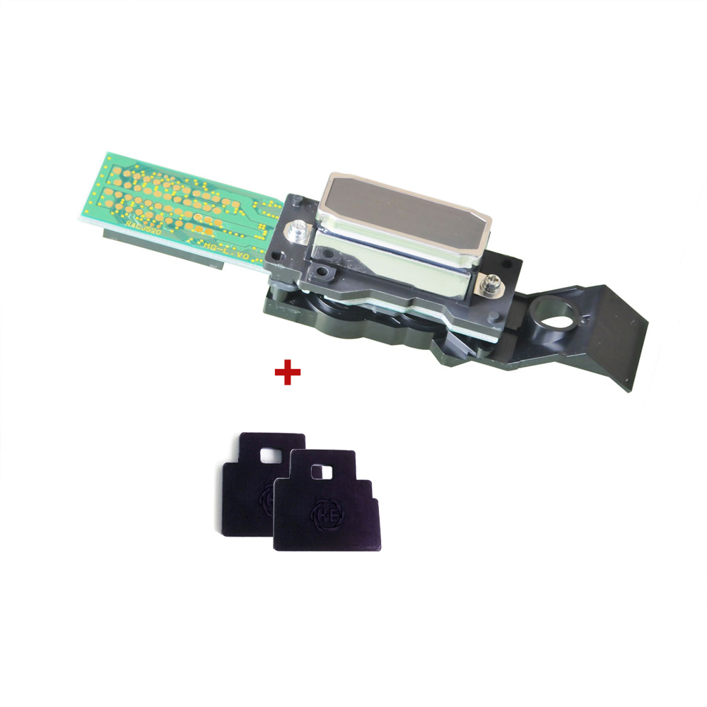 US Stock, Original and 100% New Roland DX4 Eco Solvent Printhead with Two Solvent Resistant Wiper Blade