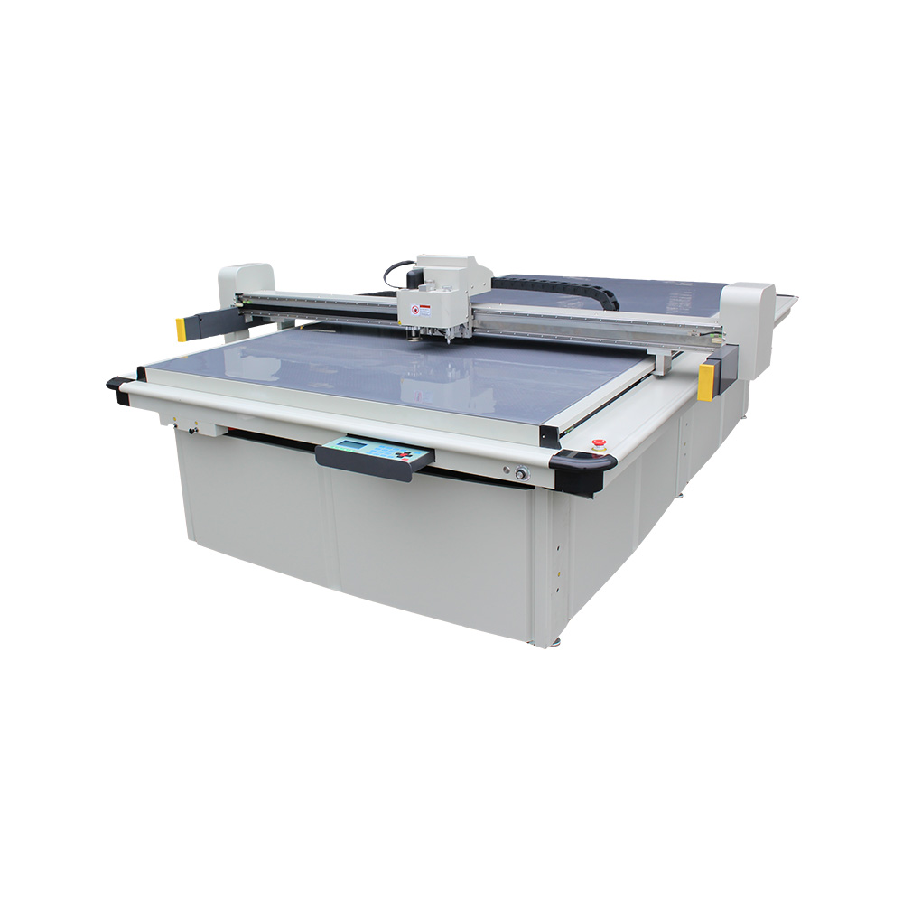 AOKE DCZ70 Series 1300 x 1000mm High Speed Flatbed Digital Cutter