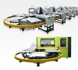 Pneumatic/Automatic Screen Printing Press