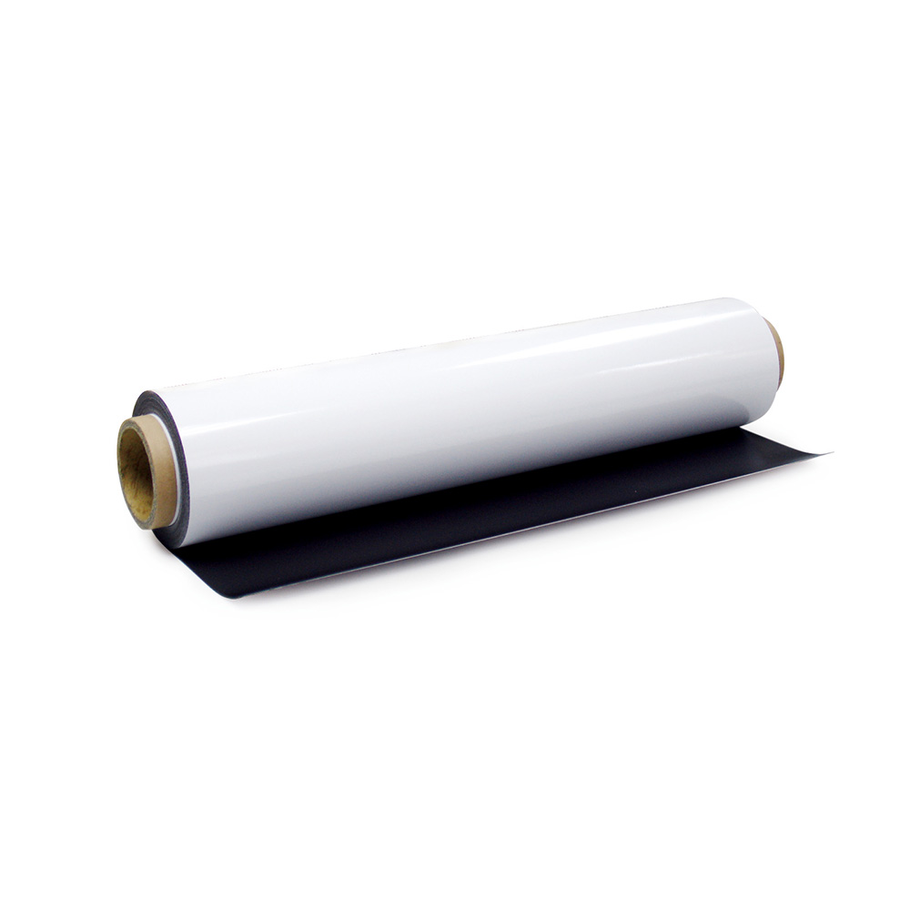 """39.4""""(1m*30m) Flexible Magnet with Self Adhesive"""
