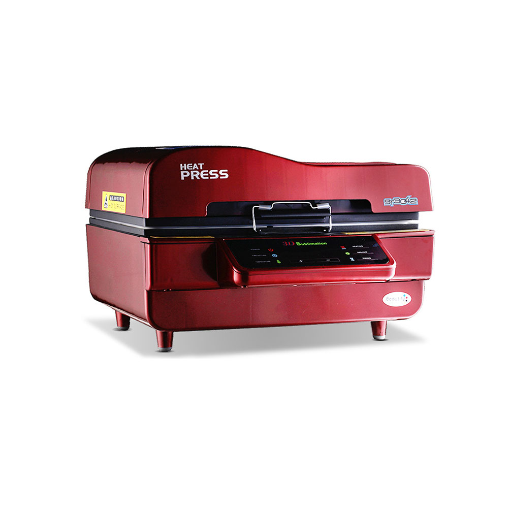 Ving 3D Sublimation Heat Press Machine for Phone Cases Mugs Cups Heat Transfer Printing