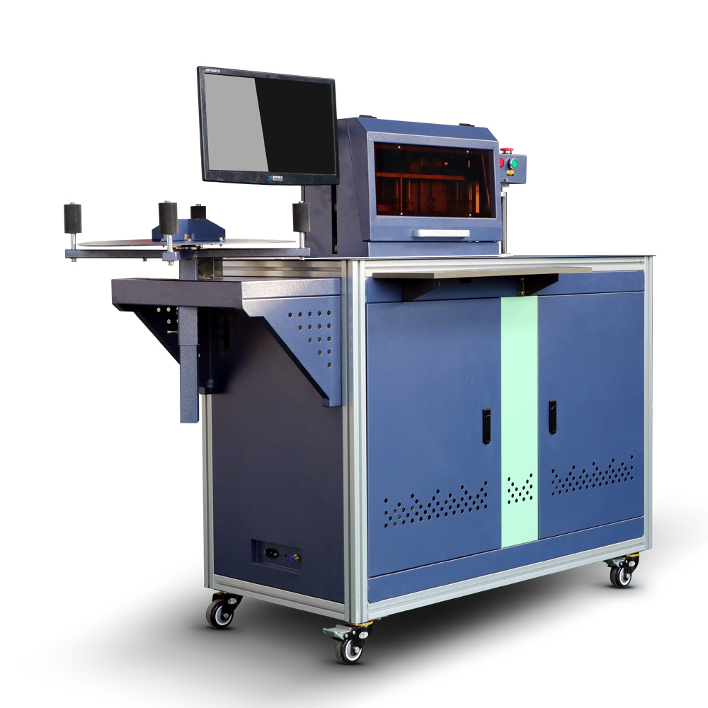 Automatic Channel Letter Fabrication Bender Machine for Aluminum Channelume/ Let-r-Edge Coil