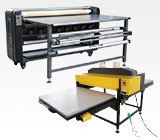 Large Format Heat Press Transfer Calender