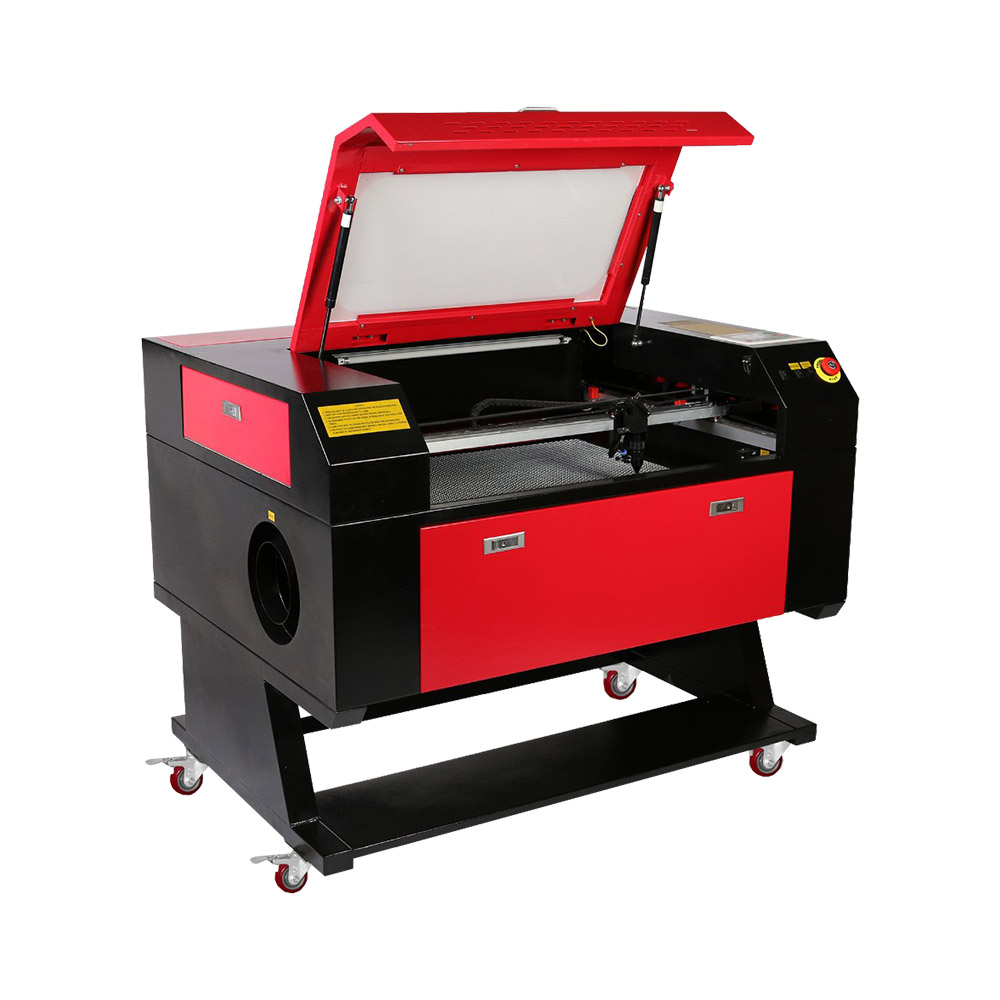 """CALCA 80W 20"""" x 28"""" CO2 Laser Engraver and Cutter Machines with Ruida DSP RDWorks V8, Compatible with LightBurn Software"""