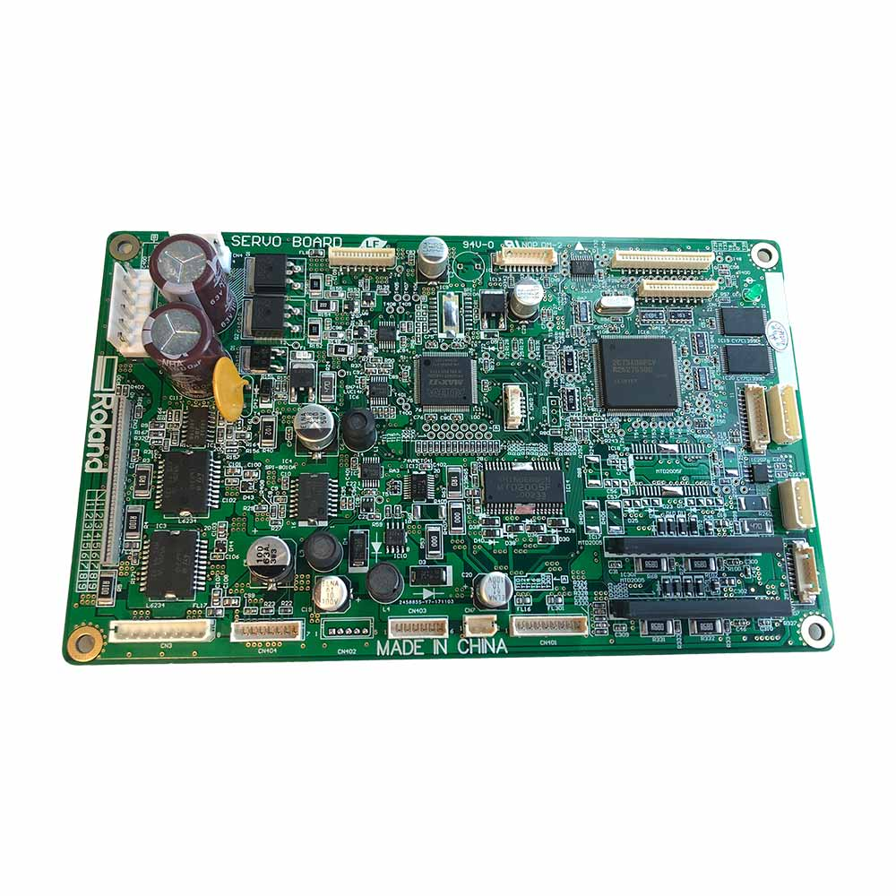 OEM Roland RE-640 / RA-640 Servo Board